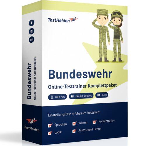 Bundeswehr Einstellungstest bestehen