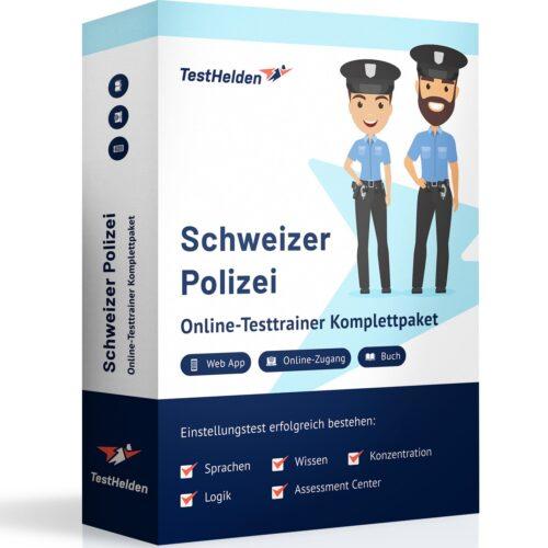 Schweizer Polizei