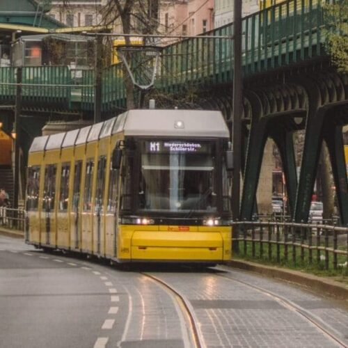 Straßenbahnfahrer Einstellungstest
