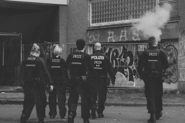 Aufstiegschancen bei der Polizei