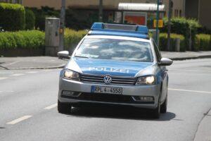 Polizei Studium