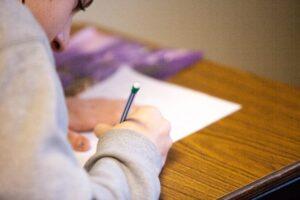 Grammatik Einstellungstest