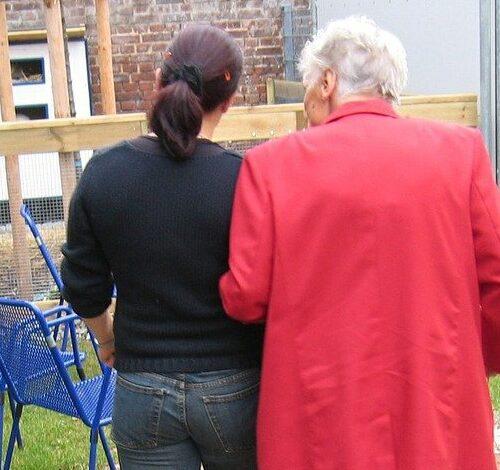 Bewerbung zum Altenpfleger
