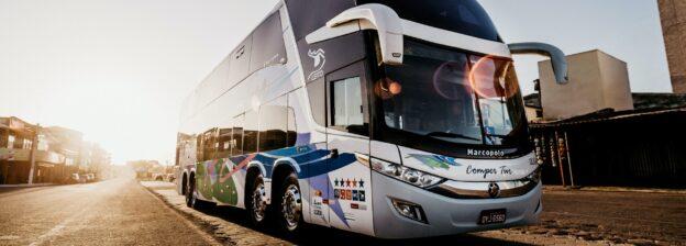 Bewerbung Berufskraftfahrer und Busfahrer