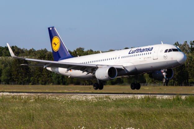 Bewerbung Lufthansa