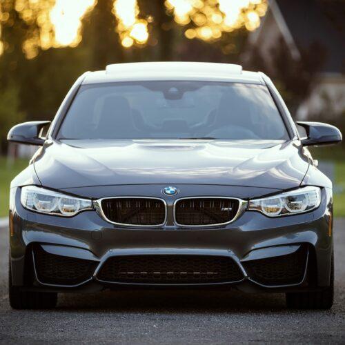 BMW Einstellungstest