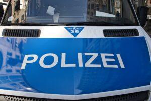 Polizei Konzentrationstest