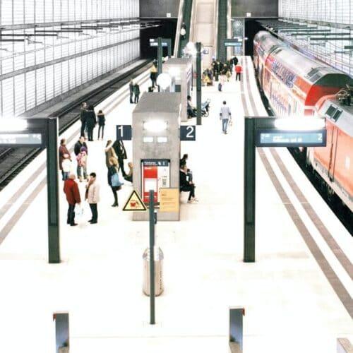 Deutsche Bahn Zeitarbeit