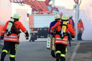 Feuerwehr der Bundeswehr