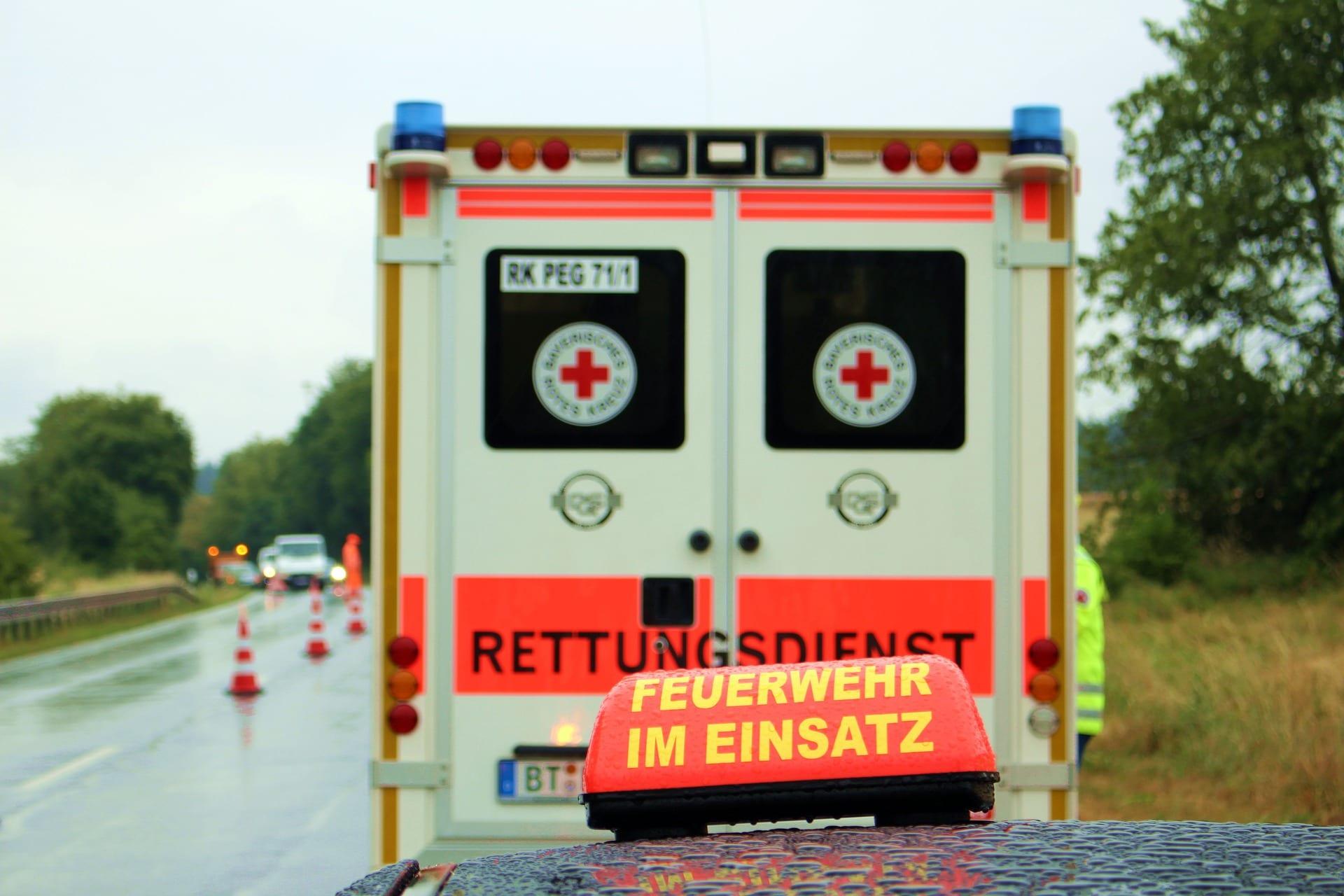 Rettungsdienst bei der Feuerwehr