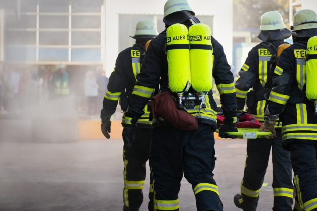 Feuerwehr in Hessen