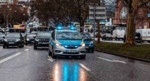 Polizei Fachwissen