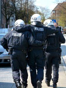 Polizei Quereinsteiger