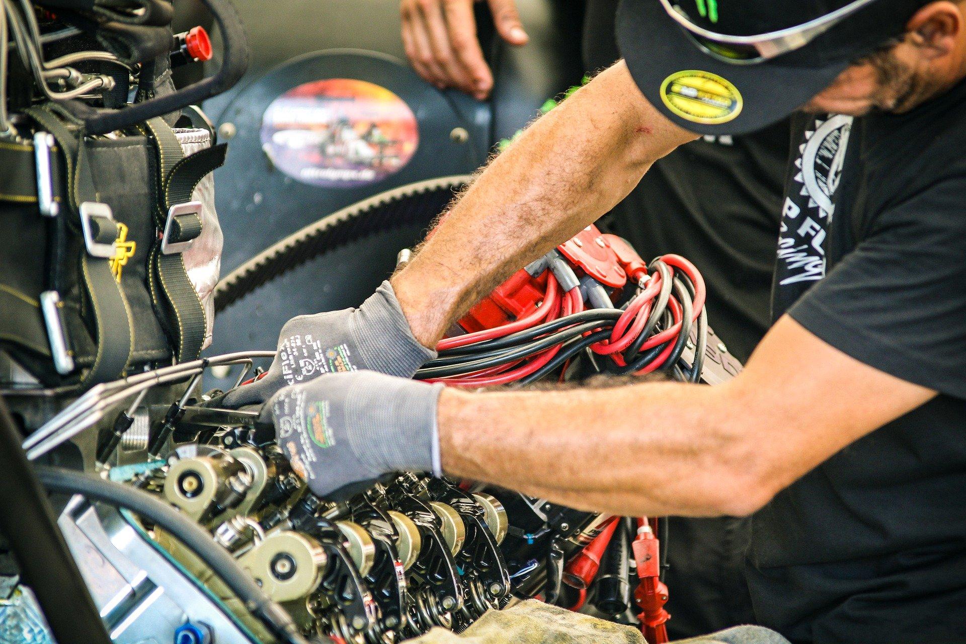 Industriemechaniker Einstellungstest
