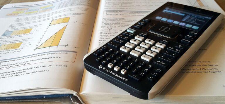 Mathematik Einstellungstest