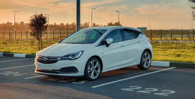 Opel Einstellungstest