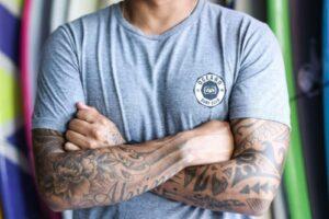 Tattoos und Körperschmuck bei der Polizei