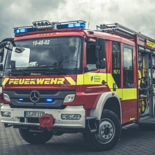Bewerbung Feuerwehr