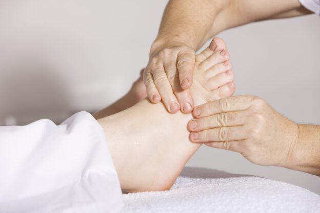 Physiotherapie Einstellungstest