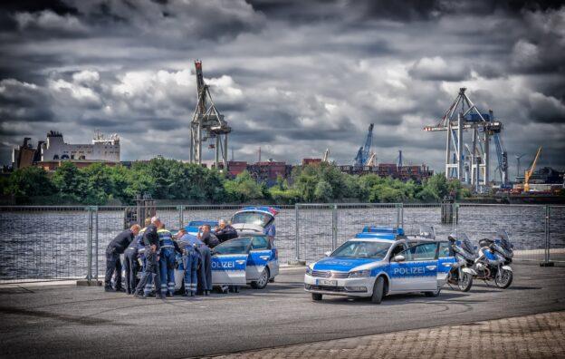 Polizei in Zahlen