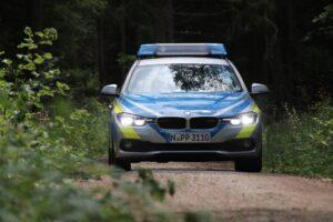 Polizei Sporttest