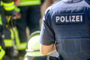 Polizei Bewerbung