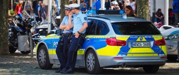 Polizei Bewerbung NRW