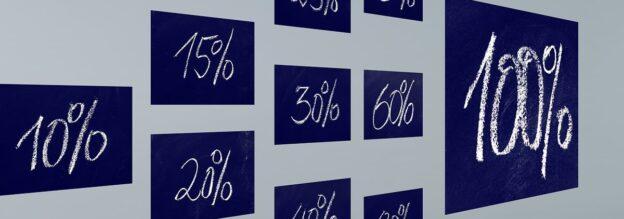 Prozentrechnung im Einstellungstest