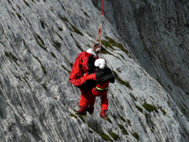 Feuerwehr Höhenrettung