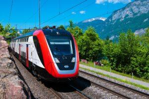 Karriere bei der Schweizerischen Bundesbahn
