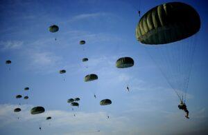 Fallschirmjäger bei der Bundeswehr