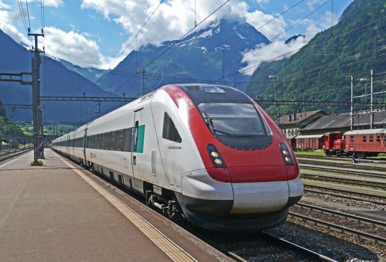Ausbildung bei der Schweizerischen Bundesbahn