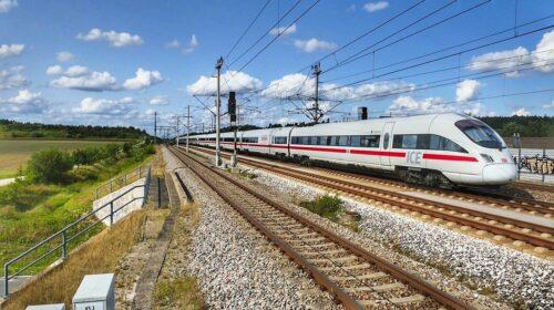 Karriere bei der Deutschen Bahn