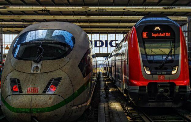 Deutsche Bahn Quereinsteiger