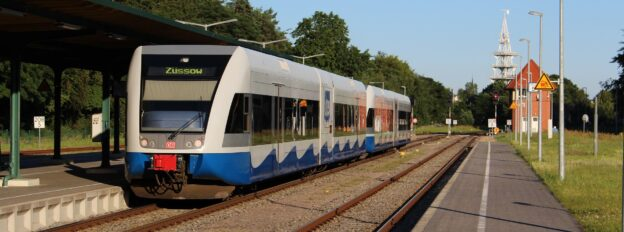 Karriere bei der Usedomer Bäderbahn